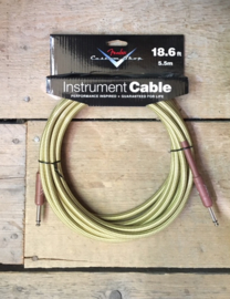 Fender Custom Shop 5.5 M Tweed Instrument Cable