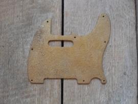 Leather Pickguard Tele