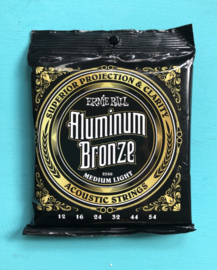 Ernie Ball Aluminium Bronze Acoustic 12-54