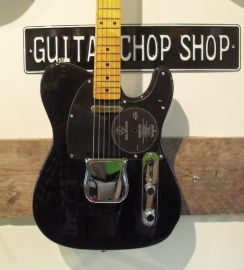 GCS Hot Rodded Traditional Beatles Telecaster