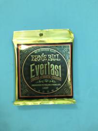 Ernie Ball Everlast light 11-52