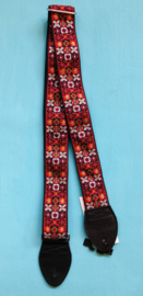 Souldier strap Woodstock - Red