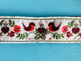 Souldier  Love Birds -White