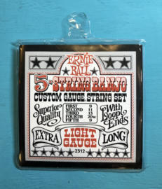Ernie Ball 5 string banjo light gauge 9,11,13,20w,9