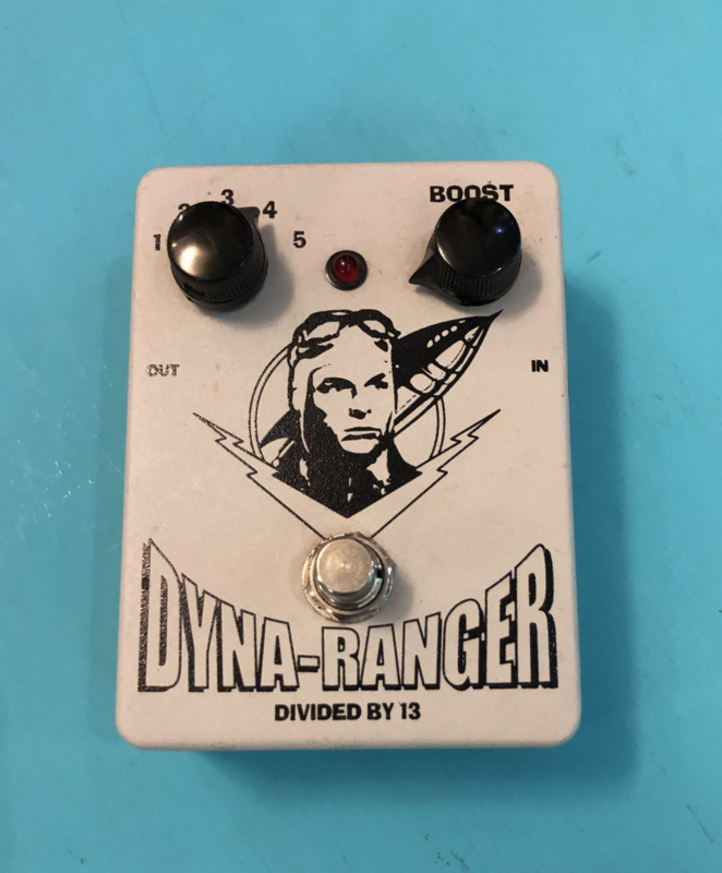 Dyna-ranger dividend by 13