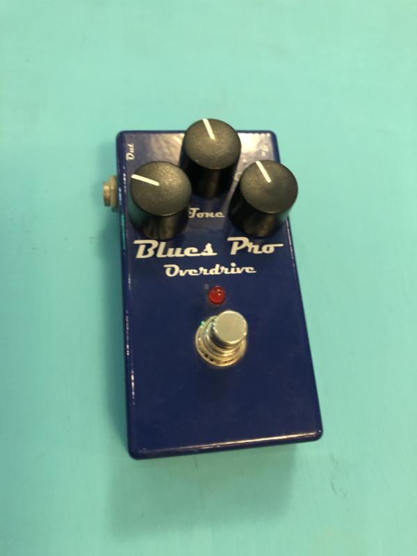 Blues Pro Overdrive
