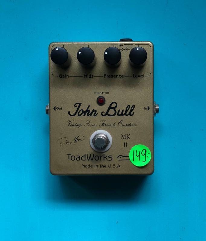 Toadworks USA John Bull