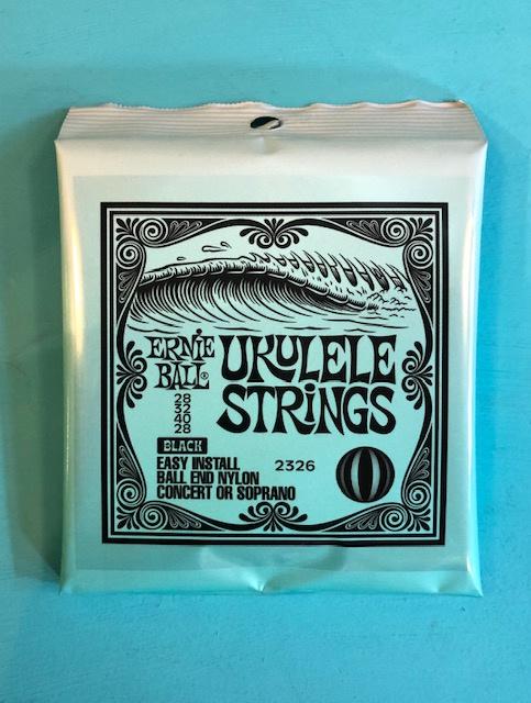Ernie Ball Ukelele Strings