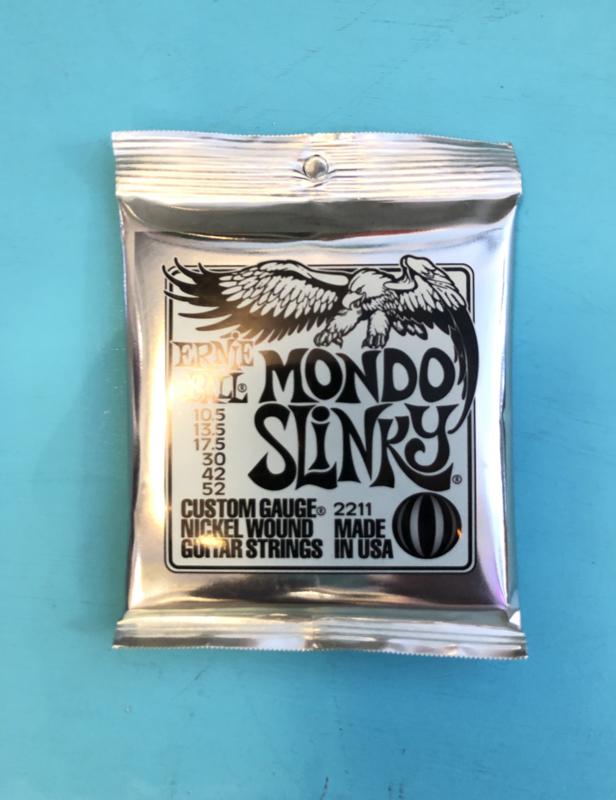 Ernie Ball Mondo Slinky 10.5-52