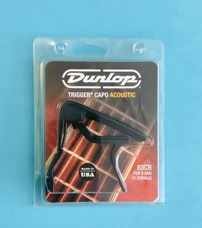 Dunlop Trigger Capo Acoustic
