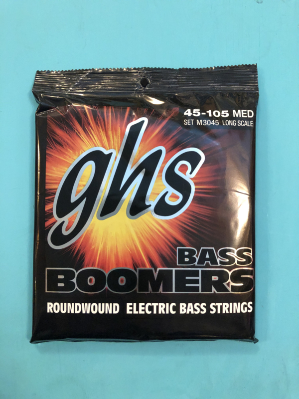GHS Bass Boomers 45-105