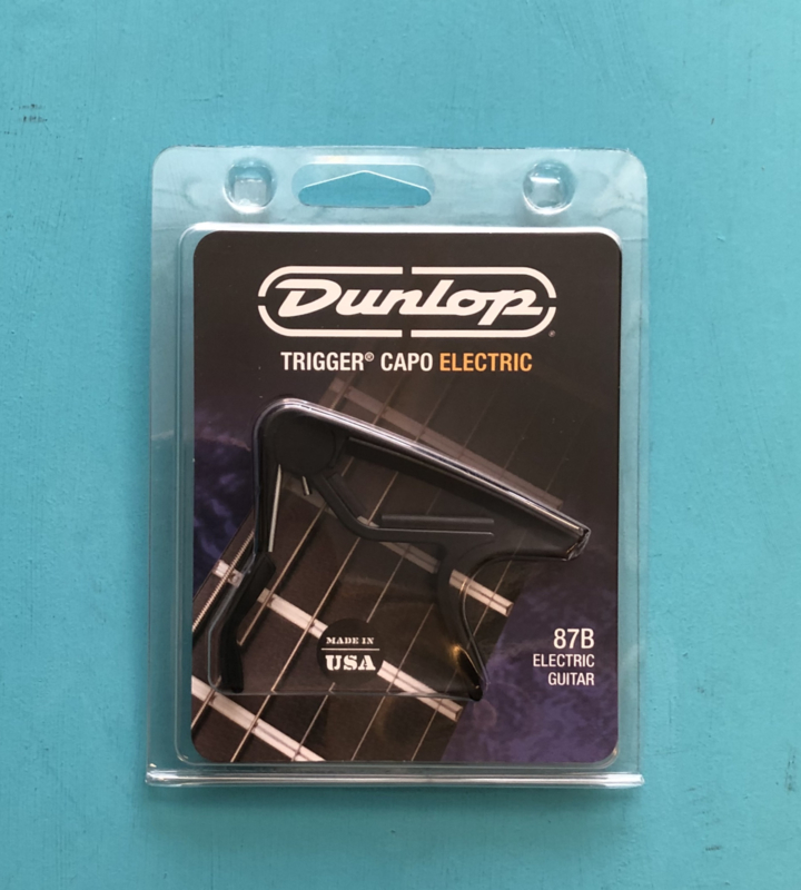 Dunlop Trigger Capo Electric