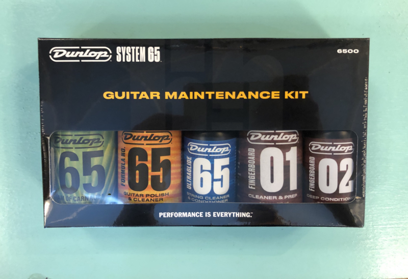 Dunlop system 65: Guitar Maintenance Kit