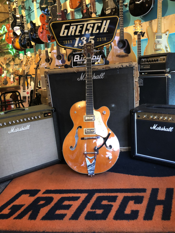 G6120T-59 VINTAGE SELECT EDITION '59 CHET ATKINS® HOLLOW BODY WITH BIGSBY®