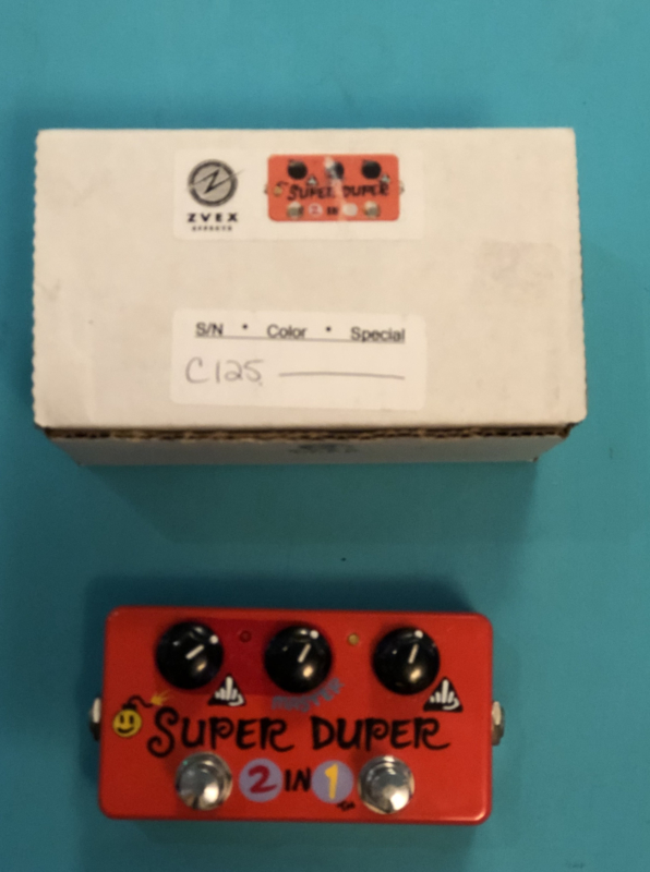 ZVEX Effects Super Duper
