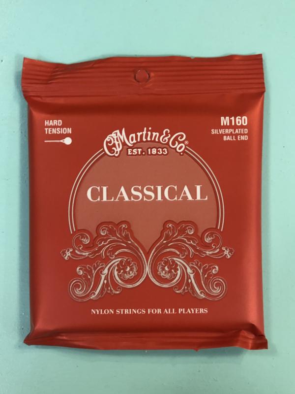 Martin classical strings hard tension ball end