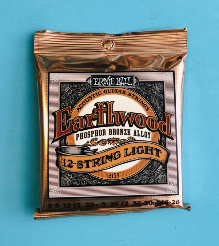Earthwood Ernie Ball 12-string Light  9