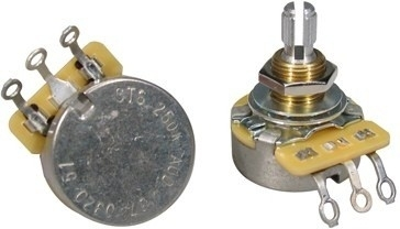 CTS USA Potentiometers 250K