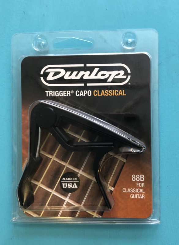 Dunlop Trigger Capo Classical