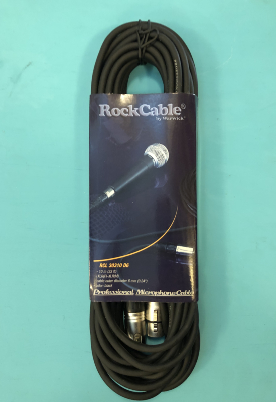 Microphone cable m