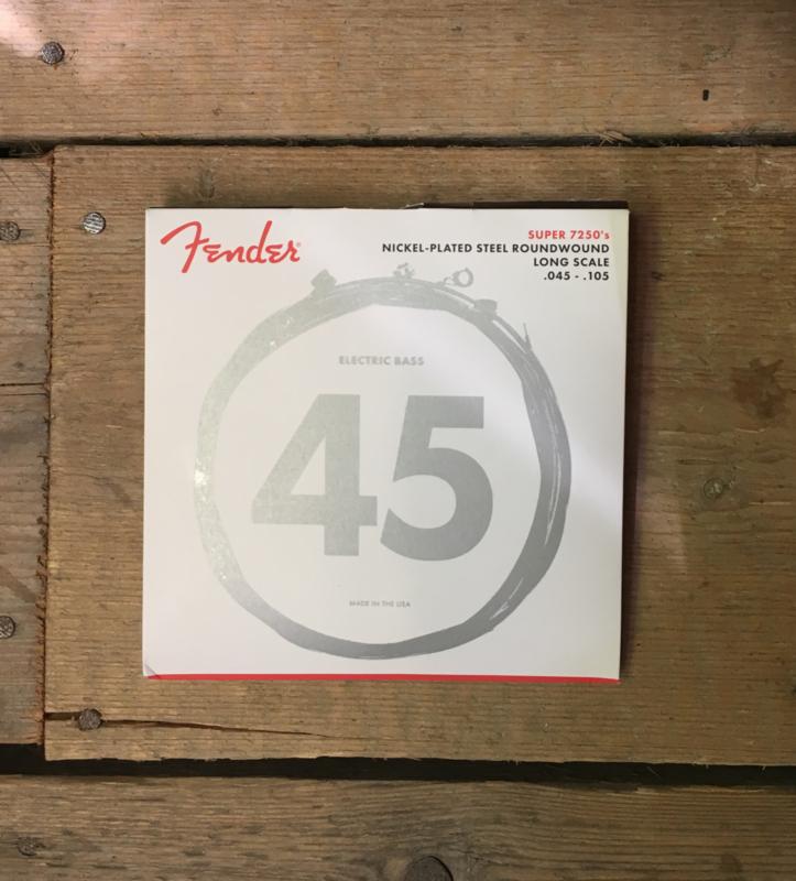 Fender super 7250's .045 - .105