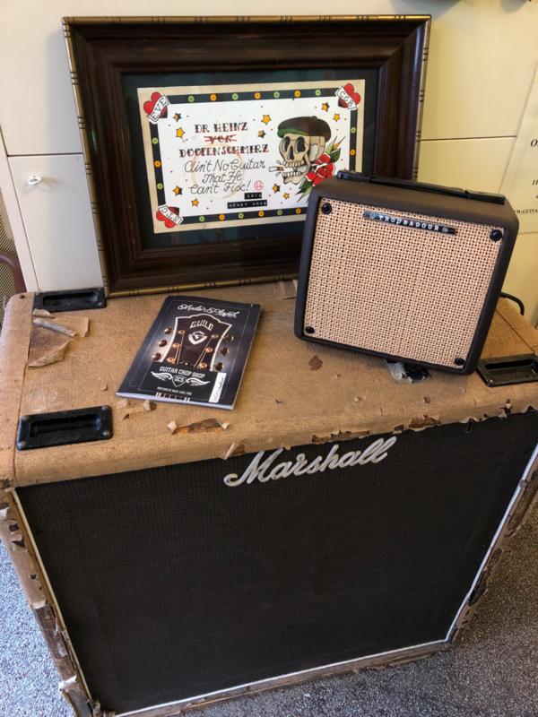 Ibanez troubadour acoustic AMP 15 w