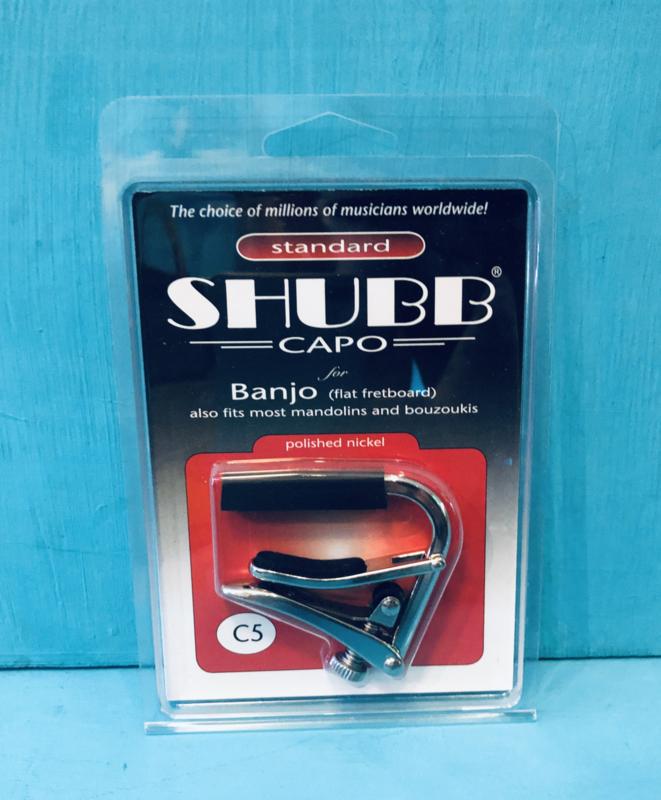Shubb Banjo Capo