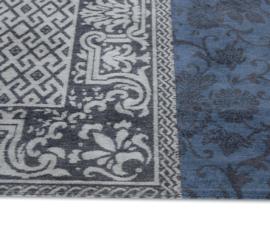 Vintage Tapijt Multi Blue Denim