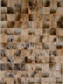 Blesbok patchwork tapijt