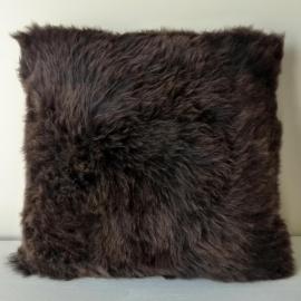 Sheepskin Cushion (90)