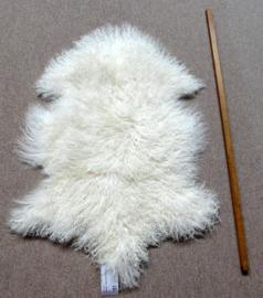 Witte Gekrulde Mongoolse Schapenvacht (3260)