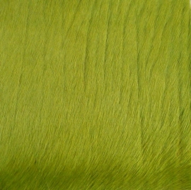 Apple Green Cowhide