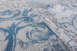 Vintage Tapijt Multi  Bruges Blue
