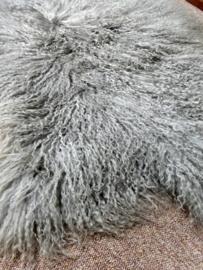 Taupe Gekrulde Mongoolse Schapenvacht (30)