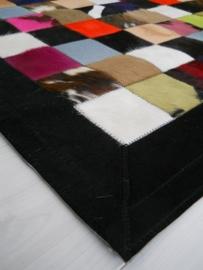Multicolor  Squares met boord