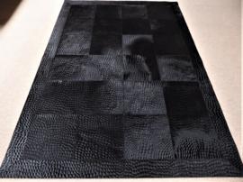Crocodile Rock, Black, 140 x 200 cm