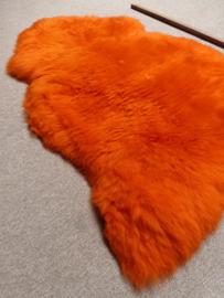 Fel Oranje Schapenvacht L