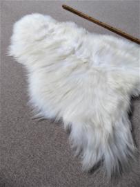 White Icelandic Sheepskin S (710)