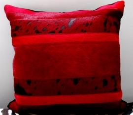 Red Stripes Kussen