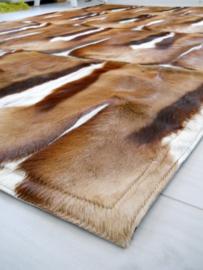 Springbok patchwork tapijten