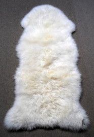 Witte schapenvacht XXL