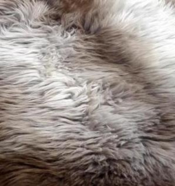 Beige-Grey Sheepskins