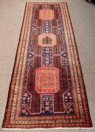 Hamadan Rug, 112 x 302 cm