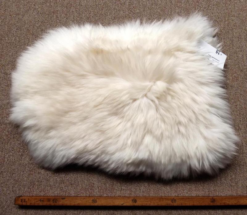 Schapenvachtje voor Huisdier (Wit)