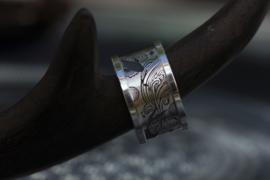 De ring van de meester.