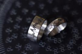 Hersengolf ringen / EEG Ringen