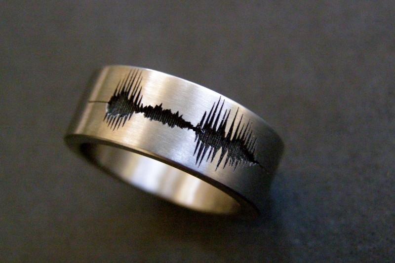 Soundwave / Geluidsgolf ring / Extra diep