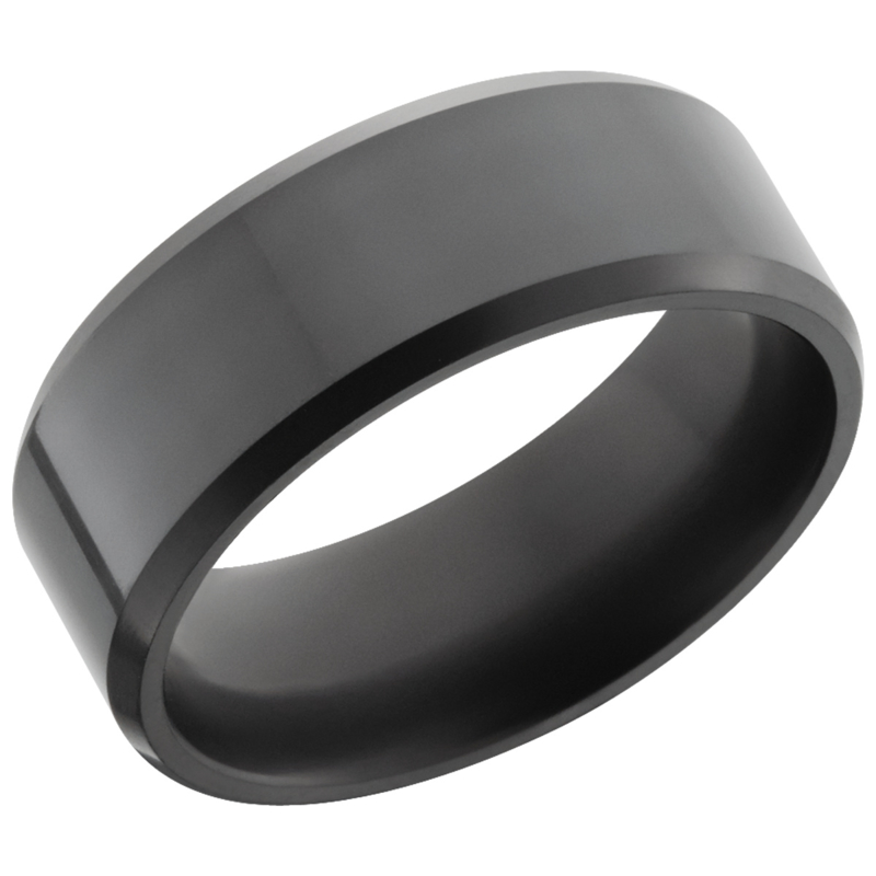 Ares - Black Diamond Rings - 8 mm breed