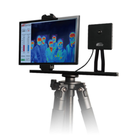 Warmtecamera temperatuur scanner