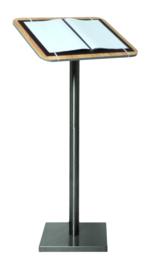 Menukaart standaard Teak hout A4 (MCS-115-TE)